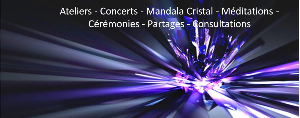 Le rendez-vous cristal du 31 mai au 02 juin 2019, en Sologne